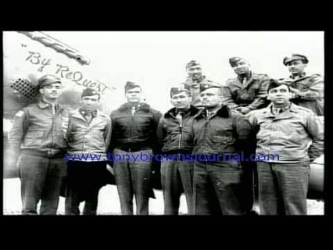 The Official Tony Brown's Journal - The Tuskegee Airmen - The Black Eagles
