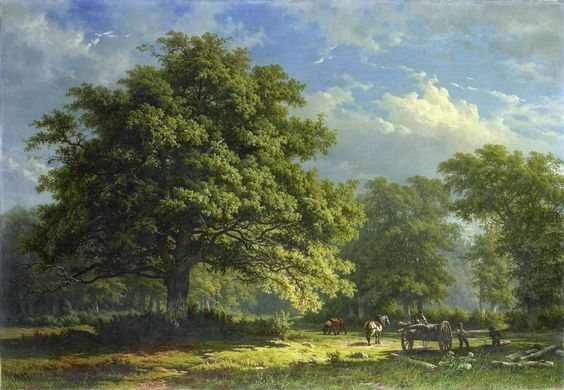 Georg Andries Roth, Landscape
