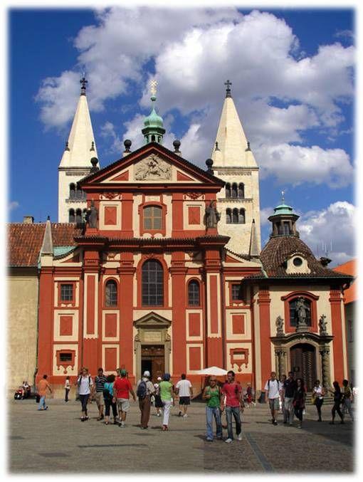 Convento de San Jorge, Hradcany