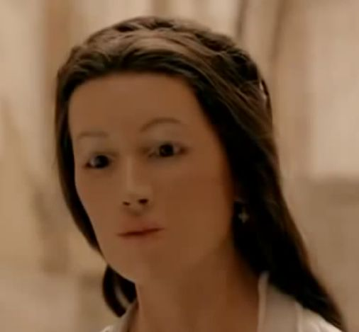 Pompeii Bella Donna, reconstructed victim.