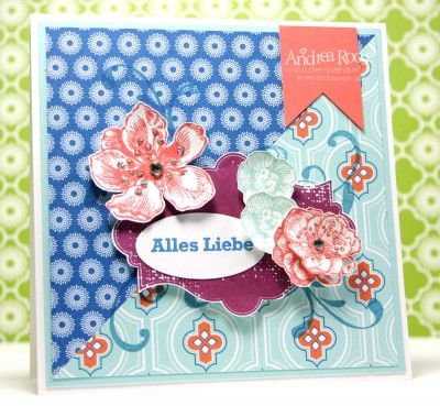 Everything Eleanor, AllesLiebe, stampin up