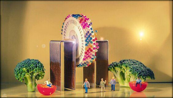 Paris big wheel