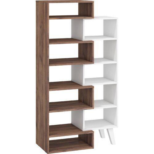 Bucherregal Brockton Hokku Designshokku Designs Regal Design Und Holz