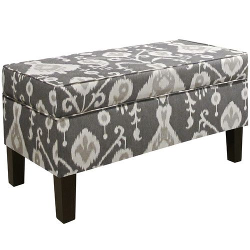 Found it at Joss & Main - Morris Fabric Upholstered Storage Bench