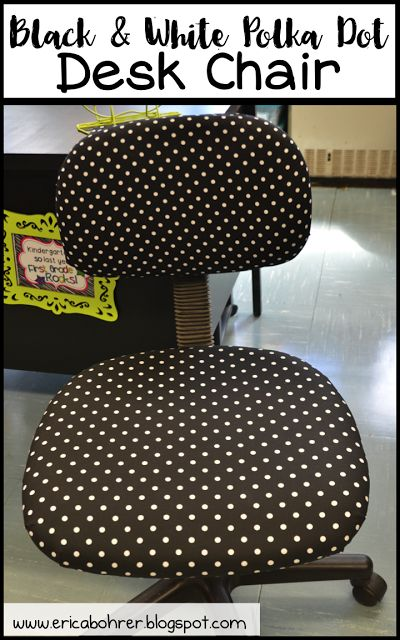 Cover A Desk Chair With Black And White Polka Dot Fabric. Electric Desk Lift. Touch Table Lamps. Hand Crank Adjustable Desk. Turquoise Table Lamp. Job Desk Logistik. Bed With Drawers King. Crate And Barrel Desks. Rates Trading Desk