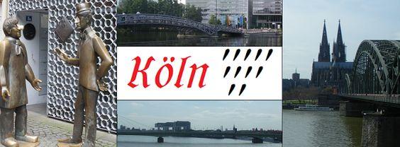 Kölner Ecken: Kostenlose Facebook-Titelbilder mit Motiven aus Köln