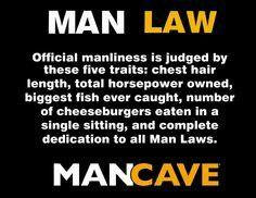 #ManLaw