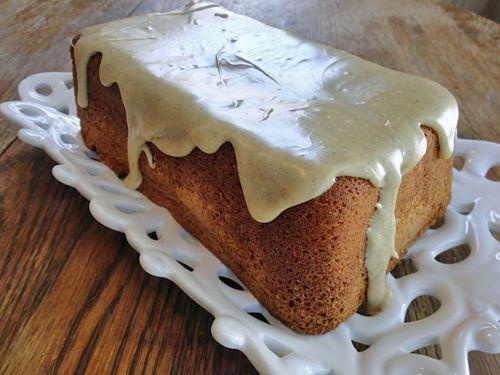 Sour Cream Pound Cake: Veronica's Cornucopia
