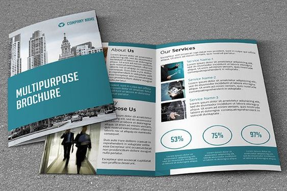21+ Free Editable Corporate Brochure PSD Templates Corporate - free tri fold brochure templates word