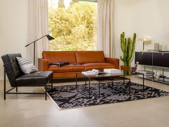 Micasa Wohnzimmer mit Sessel ALBRECHT Micasa Wohnen Pinterest