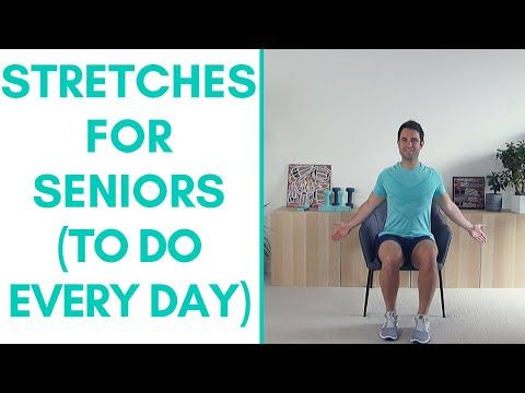 Do These 4 Stretches Every Day Stretches For Seniors More Life Health Youtube In 2020 Stretching For Seniors Senior Fitness Yoga For Seniors