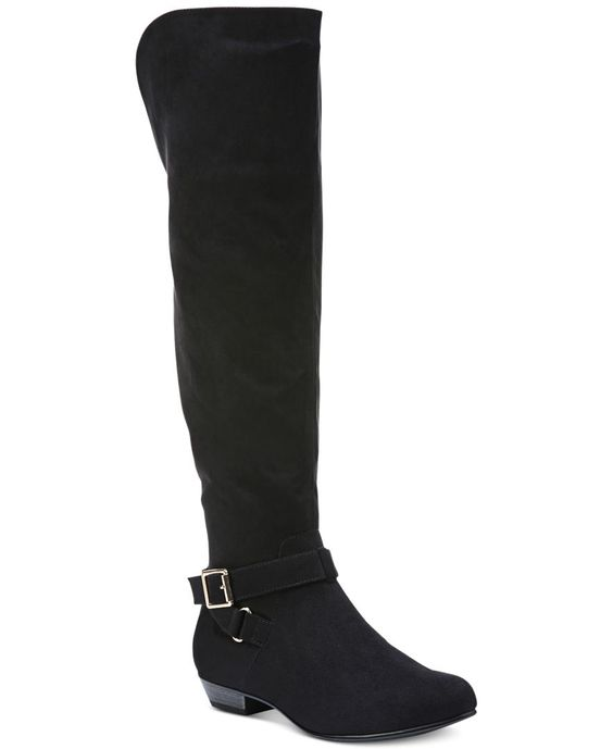 Fergalicious Dominate Over-the-Knee Boots