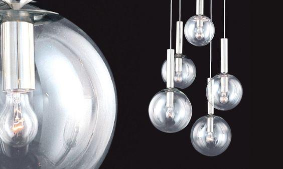 bubbles 5-Light Pendant(3765.35) SONNEMAN - A Way of Light