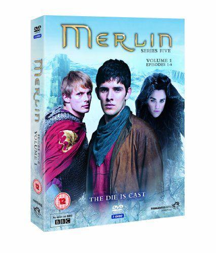 Merlin Series 5: Volume 1 [DVD] Fremantle Home Entertainment…