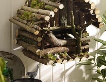 La maison magique des oiseaux jardin maison d coration ext rieure oiseaux cag - Suspension cage oiseau ...