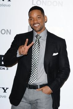 black pants with grey suit jacket - Google Search   Big Dubs