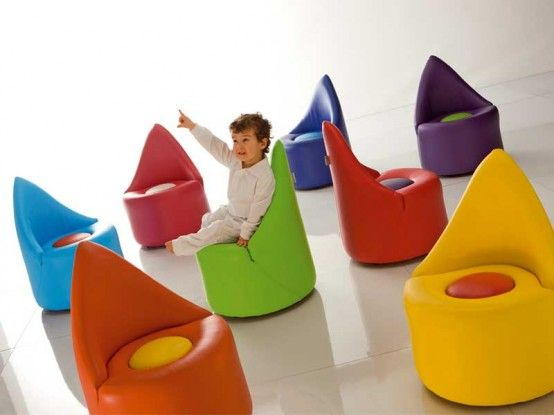 Colorful Baby Furniture