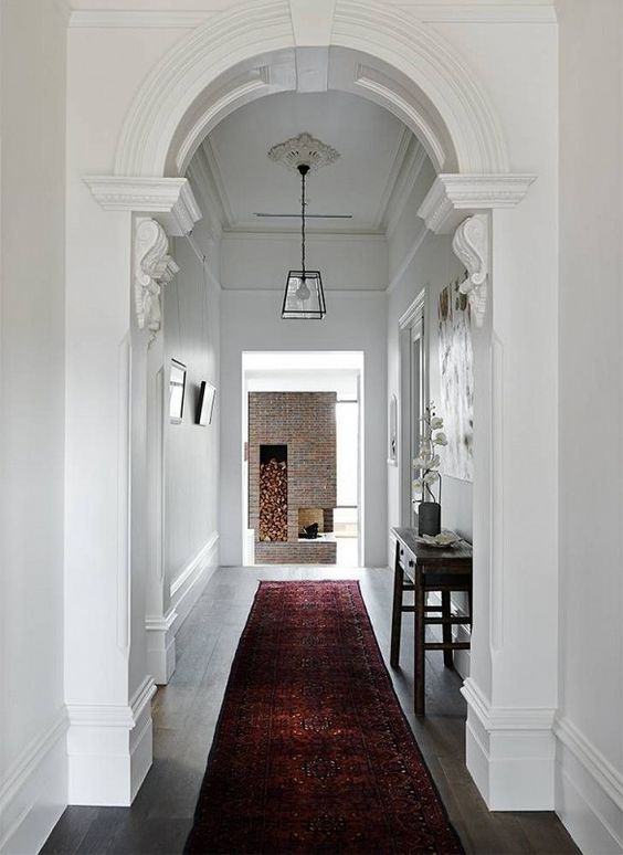 Modern Victorian Runner Rugs And The Victorian On Pinterest