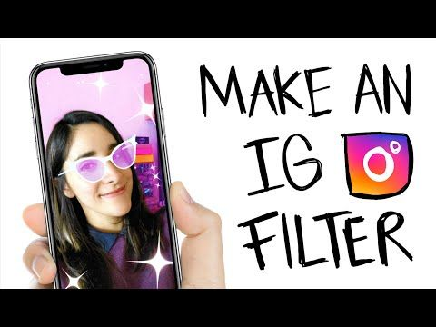 Make Your Own Instagram Filter In 10 Minutes Learn Something Youtube In 2020 Instagram Filter Filters Instagram Story Template