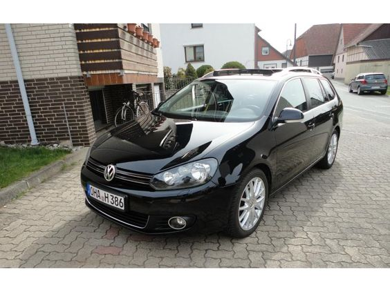#Volkswagen Golf Variant 1.6 TDI DPF 4Motion Highline