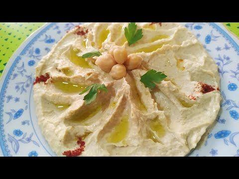 حمص بالطحينة بلمسة مغربية مثل المطاعم بأسهل طريقة وجبة الشتاء Youtube Food Camembert Cheese Cheese