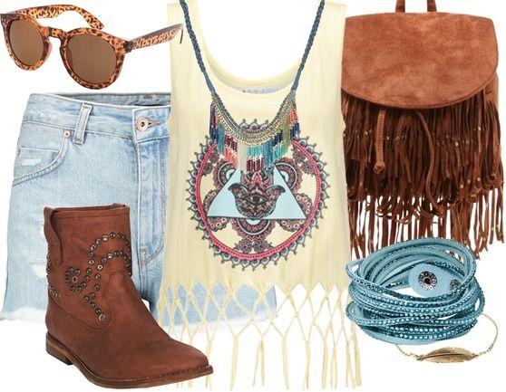 SummerHeartbeats ♥ der perfekte Titel für dieses tolle #Festival #Outfit