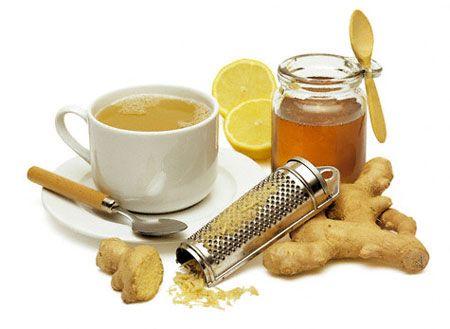 chữa viêm họng bằng mật ong2