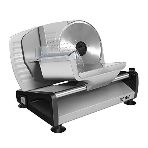 10 Best Electric Food Slicers | Meat slicers, Deli food, Best meat