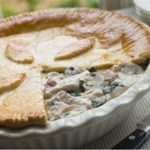 Kurnik pie. Recipes with photos.