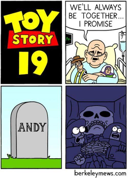 22 Dark Humor Horrifying Disney Funny Funny Comic Strips Funny Relatable Memes