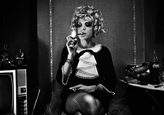 Sabrina, c. 1960 | 17 Fascinating, Intimate Photos Of Prostitutes Throughout History: