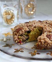 Yeasted Chocolate Coffee Cake | Living Tastefully | Food ~ Cakes ...
