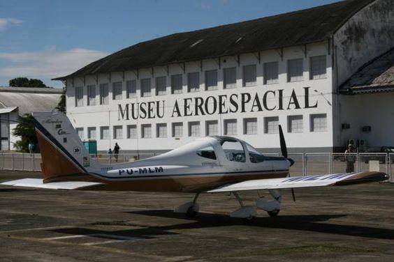 Rio de Janeiro, Brasil - Museu Aeroespacial