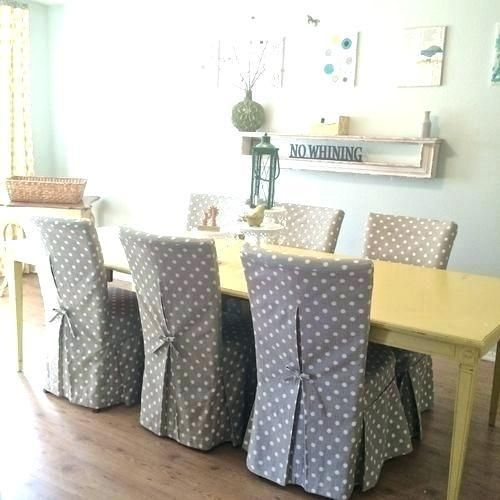 Dining Chair Covers With Arms Diy Loose Dining Chair Covers Slip