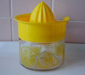 Vintage Gemco citrus juicer: