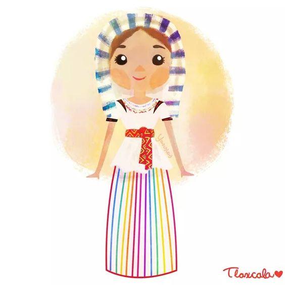 Folklor Mexicano - Tlaxcala