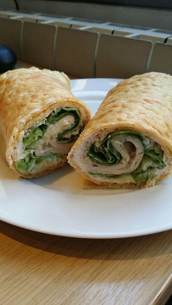 Lchf, lchf à paris, keto, cétogene, cétose, wrap, déjeuner,  petit déjeuner, repas simple, repas légère, régime, Low carb, low carb high fat, poulet, wrap lchf, perdre du poid, se régaler,  déjeune…