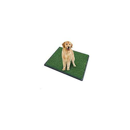 Ozoneshopping Portable Puppy Dog Grass Toilet Training Mat 3 Layer