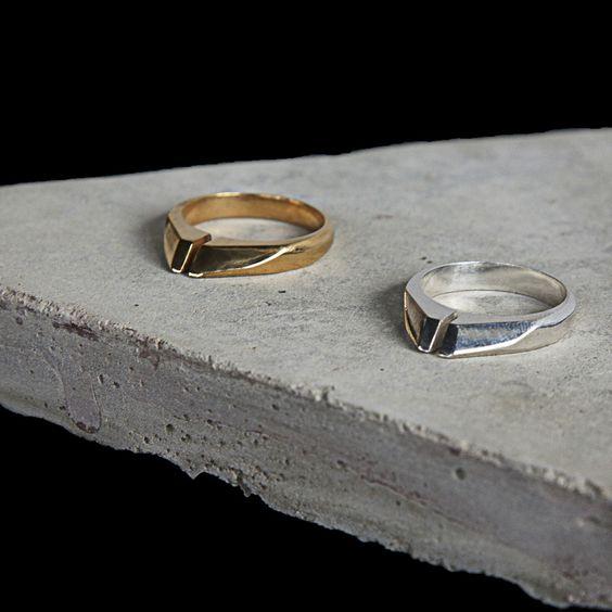 Kirstie Maclaren SPENCE rings