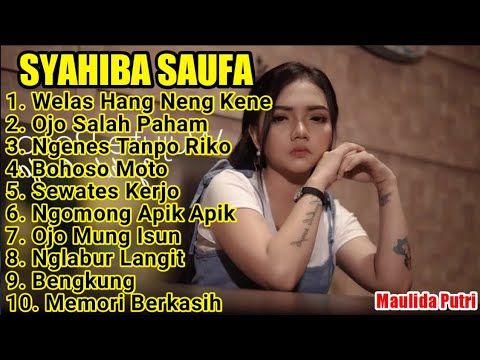Syahiba Saufa Full Album Terbaru 2020 Youtube Di 2020
