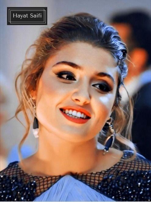 Hayat Romantic Mood Hd Wallpapers Beautiful Girl Face Brunette Makeup Beauty Face