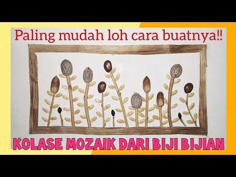 Pin Oleh Umar Maryono Di Seni Kolase Seni Kolase Kolase Bunga