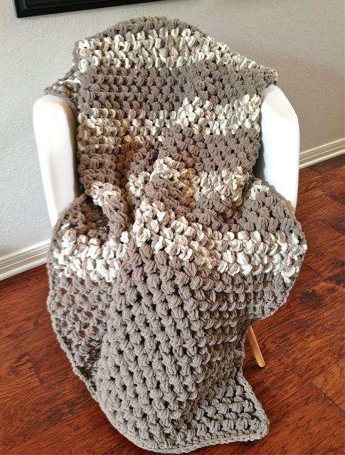 Crochet Patterns Made With Bernat Blanket Yarn : Bernat (Not Just for) Baby Blanket Patterns, Baby ...