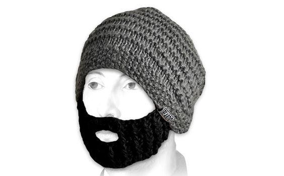 Beardo black grey