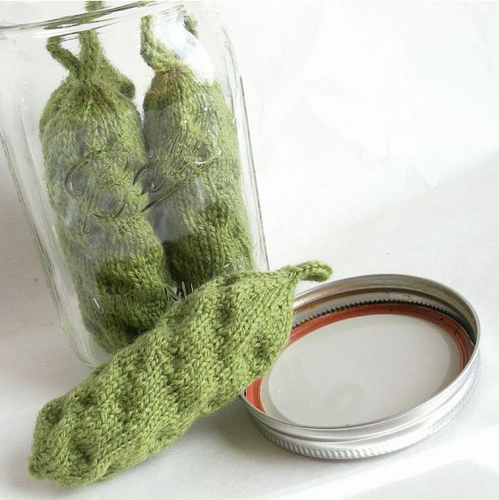 """Can-do Knit Pickles!"""