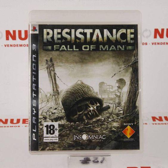 # Videojuego RESISTANCE FALL OF MAN para PS3 E269515 de segunda mano#segundamano#
