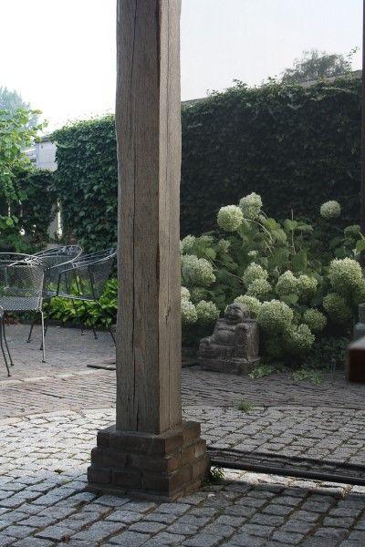 Heerlijk beschut buiten zitten zou het niet heerlijk zijn om vaker buiten te kunnen zitten om - Terras beschut ...