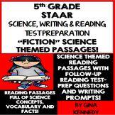 5th Grade STAAR Reading & Science Test Prep