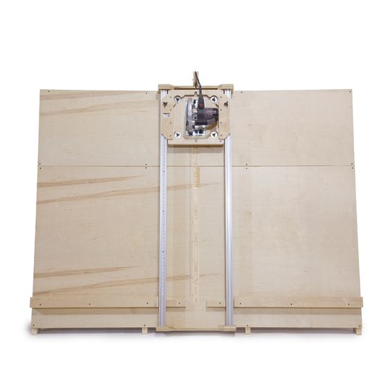 Diy Panel Saw Kit Support Full 4x8 Sheets Of Plywood
