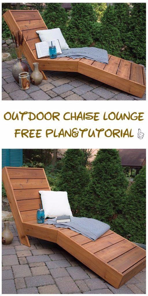 13 Diy Outdoor Furniture Ideas Keep Inspiring Outdoor Diy Fashion Diy Design Decor Homedeco Diy Outdoor Seating Patio Chairs Diy Diy Outdoor Furniture